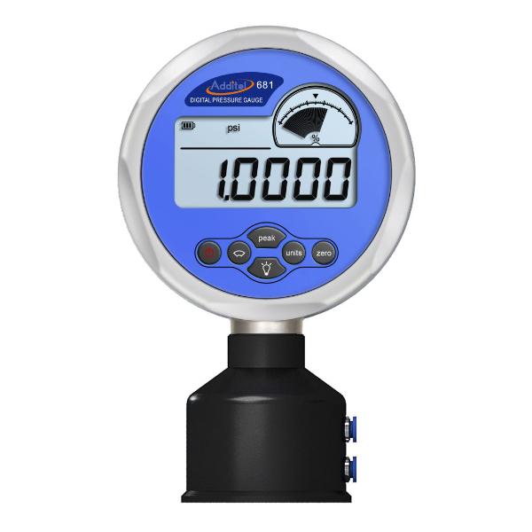Additel - ADT 681 Digital Pressure Gauges - Instrumentation
