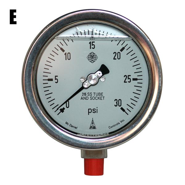 Mcdaniel Controls Model E