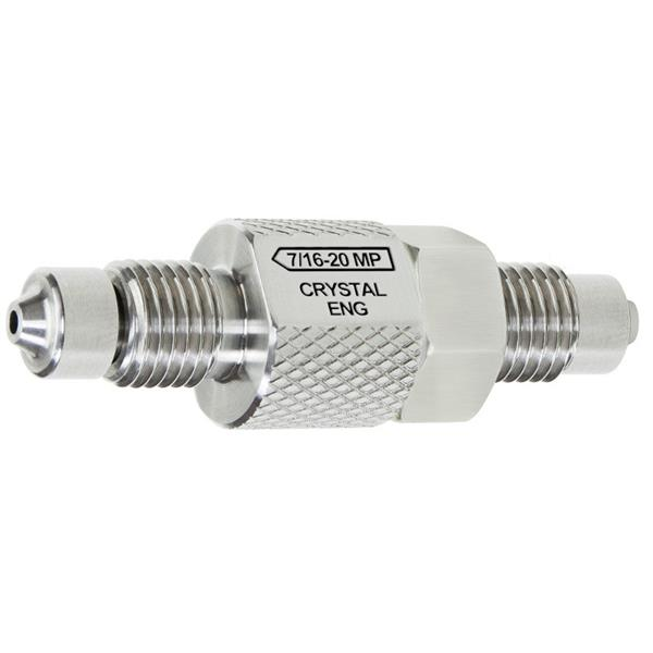 Ametek Crystal CPF Pressure Fitting- Male Connector (CPF Male to