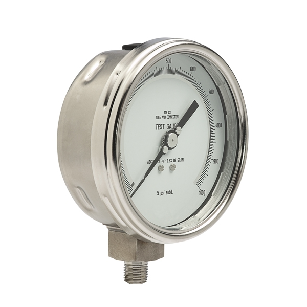 Analog Pressure Gauges 15