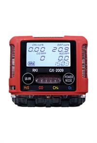GX-2009 PERSONAL FOUR GAS MONITOR
