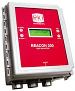 RKI Beacon 200 Two Channel Wall Mount Controller