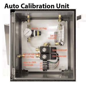 Delta Instrument Auto Calibration Unit